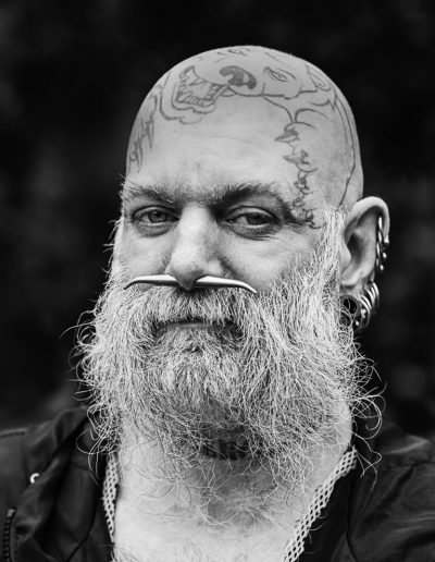 Portret Albert Jan